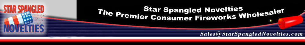 Consumer Fireworks Wholesale